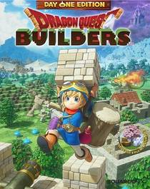Picture of a game: Dragon Quest Builders