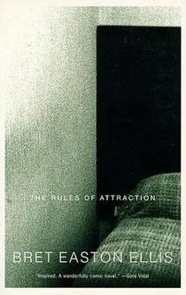 Picture of a book: The Rules Of Attraction