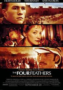 Picture of a movie: The Four Feathers