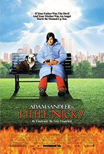 Picture of a movie: Little Otik