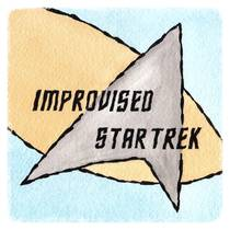 Picture of a podcast: Improvised Star Trek