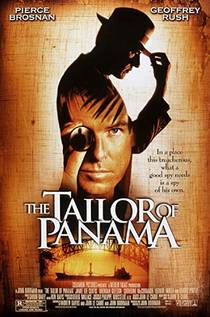 Picture of a movie: The Tailor Of Panama