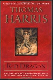 Picture of a book: Red Dragon