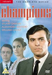 Picture of a TV show: The Champions