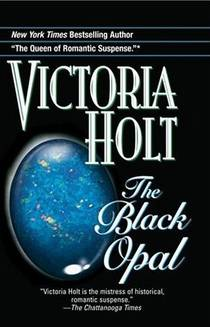 Picture of a book: The Black Opal