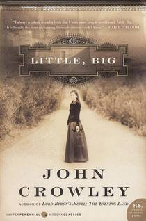 Picture of a book: Little, Big