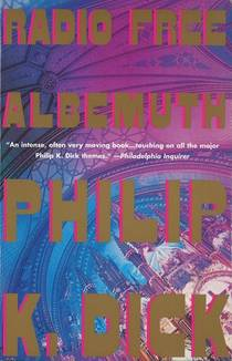 Picture of a book: Radio Free Albemuth