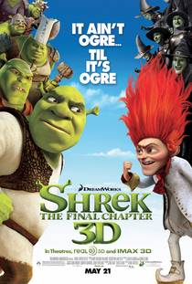 Picture of a movie: Shrek Forever After