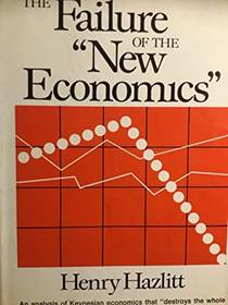 Picture of a book: The Failure Of The New Economics