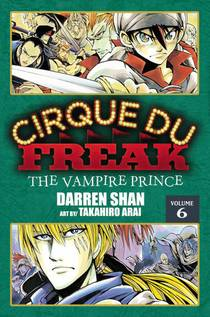 Picture of a book: Cirque Du Freak: The Vampire Prince, Vol. 6
