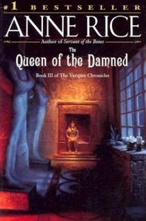 Picture of a book: The Queen Of The Damned