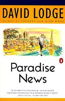 Picture of a book: Paradise News