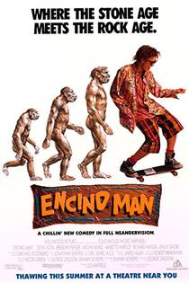 Picture of a movie: Encino Man