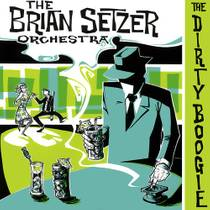 Picture of a band or musician: The Brian Setzer Orchestra