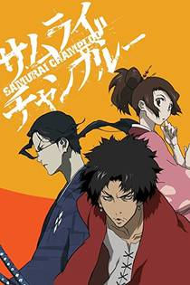 Picture of a TV show: Samurai Champloo