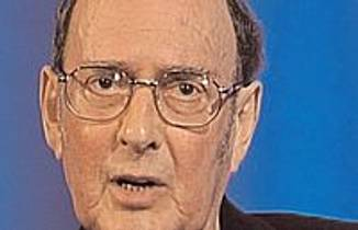 Picture of an author: Harold Pinter