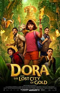 Picture of a movie: Dora And The Lost City Of Gold