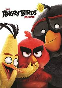 Picture of a movie: The Angry Birds Movie