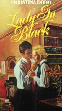 Picture of a book: Lady In Black