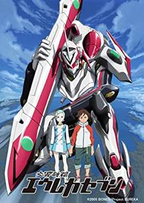 Picture of a TV show: Eureka Seven