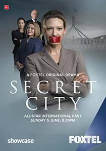Picture of a TV show: Secret City