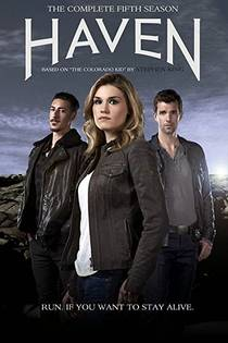 Picture of a TV show: Haven