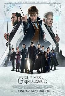 Picture of a movie: Fantastic Beasts: The Crimes Of Grindelwald