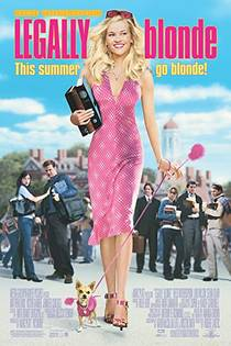 Picture of a movie: Legally Blonde