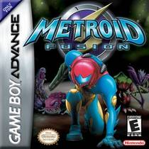 Picture of a game: Metroid Fusion