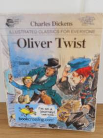 Picture of a book: Oliver Twist