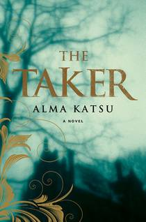 Picture of a book: The Taker