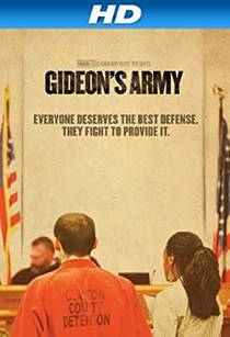 Picture of a movie: Gideon's Army