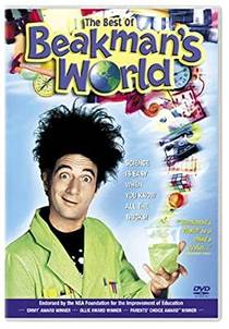 Picture of a TV show: Beakman's World