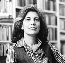 Picture of an author: Susan Sontag