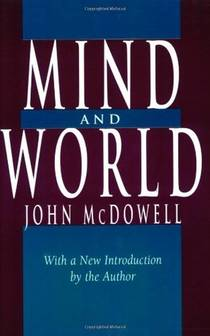 Picture of a book: Mind and World: With a New Introduction by the Author
