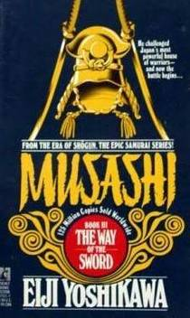 Picture of a book: Musashi: The Way of the Sword