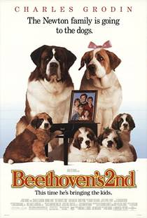 Picture of a movie: Beethoven's 2nd