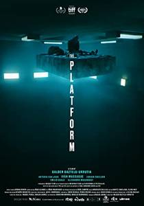 Picture of a movie: The Platform