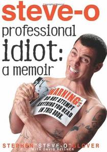 Picture of a book: Professional Idiot: A Memoir