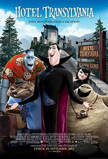 Picture of a movie: Hotel Transylvania
