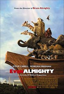 Picture of a movie: Evan Almighty
