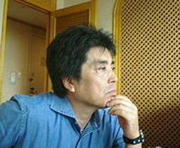 Picture of an author: Ryū Murakami