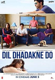 Picture of a movie: Dil Dhadakne Do