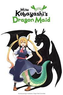 Picture of a TV show: Kobayashi-San Chi No Maid Dragon