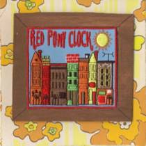 Picture of a band or musician: Red Pony Clock