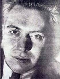 Picture of an author: Hart Crane