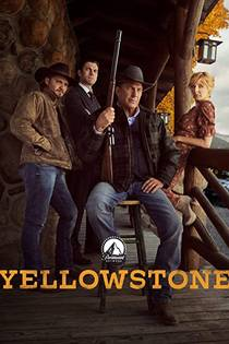 Picture of a TV show: Yellowstone