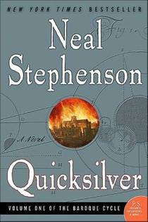 Picture of a book: Quicksilver