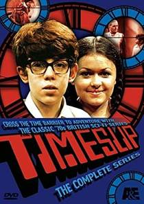 Picture of a TV show: Timeslip