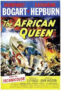Picture of a movie: The African Queen